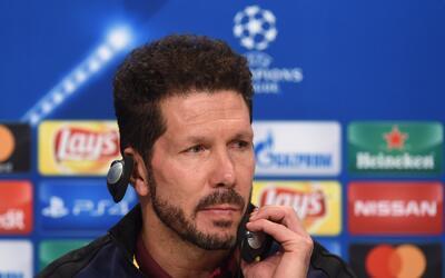 """Diego Simeone deja en evidencia a reportera por su """"inocente"""" pregunta"""