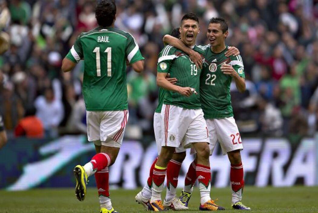 Así que la Selección Mexicana disputó el Repechaje Mundialista contra Nu...