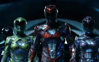Regresan los 'Power Rangers'