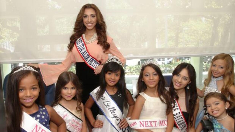 Destacaron que la Nuestra Belleza Latina 2014es un ejemplo de superació...