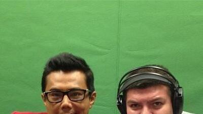 Raúl y Caraturky siguen transmitiendo en vivo desde Miami, donde esta no...
