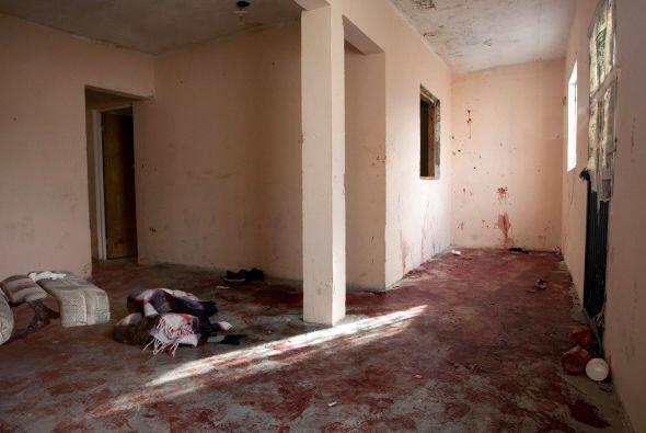 Y han sido frecuentes también los asesinatos en centros de rehabi...