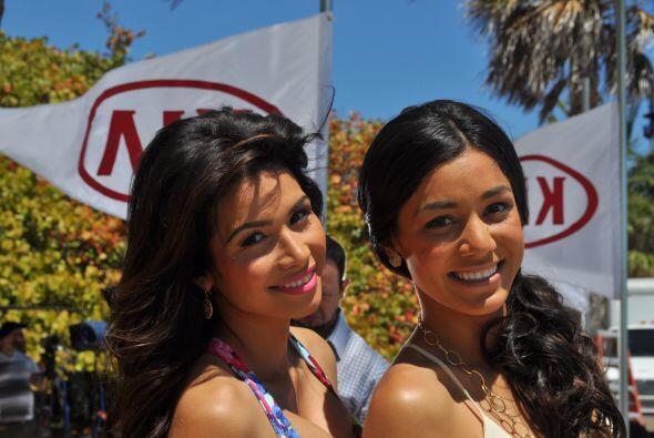 Marisela le presentó a las chicas el reto de KIA, ellas pusieron a prueb...