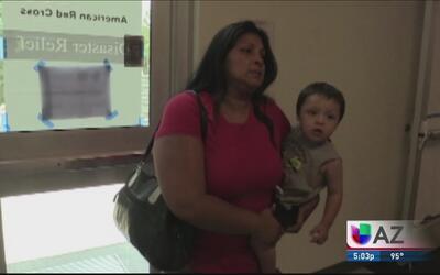 Familias evacuadas de Yarnell por incendio dan su testimonio