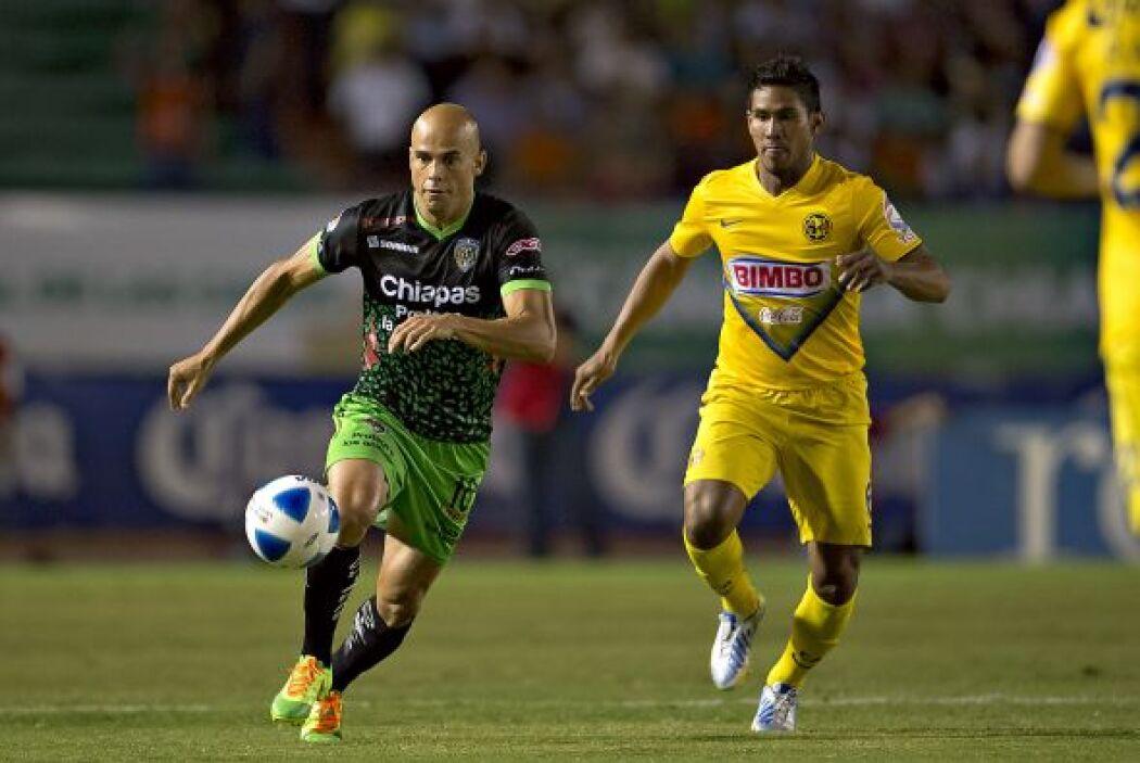 Finalmente Carlos Ochoa tendrá la responsabilidad de anotar los goles en...