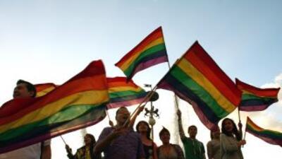 """La iniciativapropone que la distribución de """"propaganda"""" homosexual sea..."""