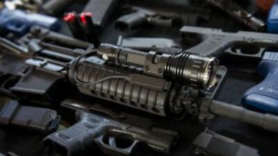 Se estima que alrededor de 2 mil armas de fuego fueron compradas en Esta...