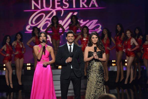 Alejandra Espinoza, Pedro Moreno y Chiquinquirá Delgado fueron los encar...