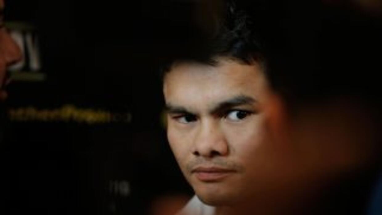Marcos 'Chino' Maidana dispuesto a volver contra Manny Pacquiao.