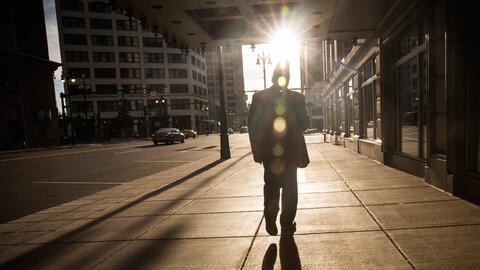 El panorama en las calles de Detroit ha mejorado, pero todavía su...