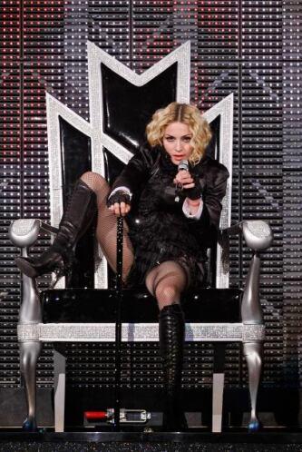La 'Reina del Pop' expandirá su reinado hasta el emparrillado del Lucas...