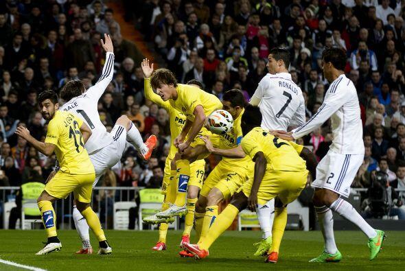 Real Madrid no aprovechó su localía y empató 1-1 co...