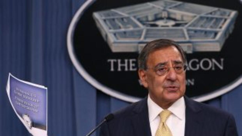 Leon Panetta, exdirector de la CIA.