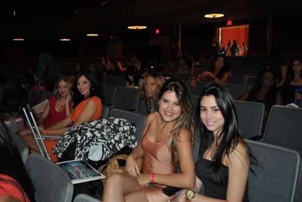 La mayoría de las chicas eran de México, República Dominicana, Cuba y Co...
