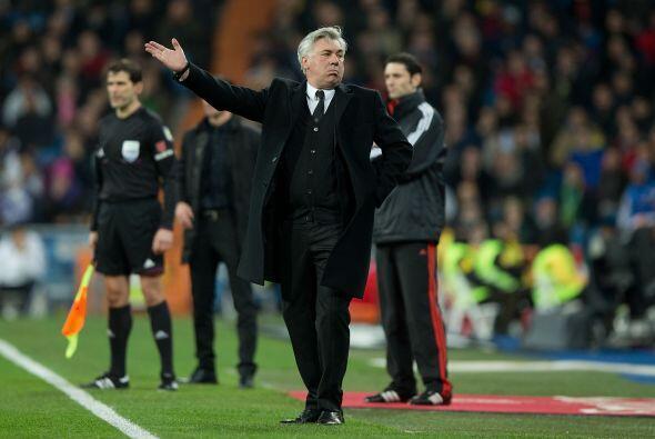 Carlo Ancelotti seguramente determinará de última hora qui...