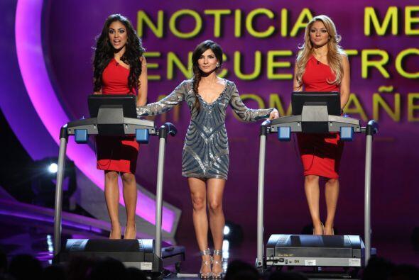 Tres difíciles retos fueron los que se les impusieron a las chicas. El p...