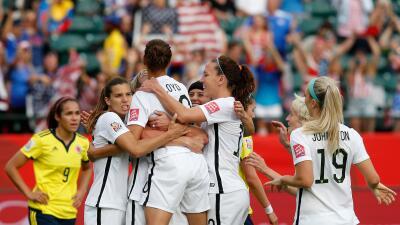Ahora el conjunto estadounidense jugará en cuartos de final ante...