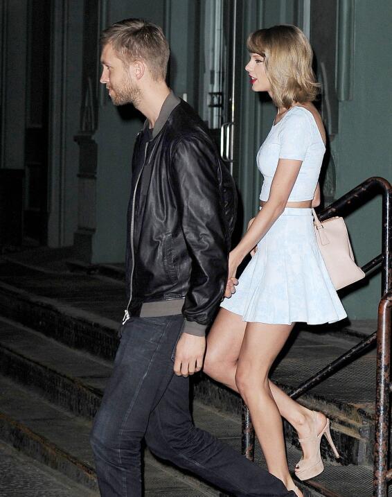 La pareja fue vista en una cena romántica en Nueva York.