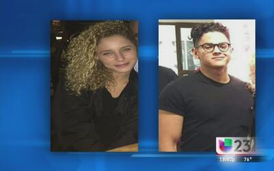 Familia busca a pareja de novios desaparecida