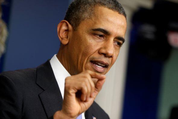 """Obama tuvo palabras muy optimistas para con los mexicanos. """"Un nuevo M&e..."""