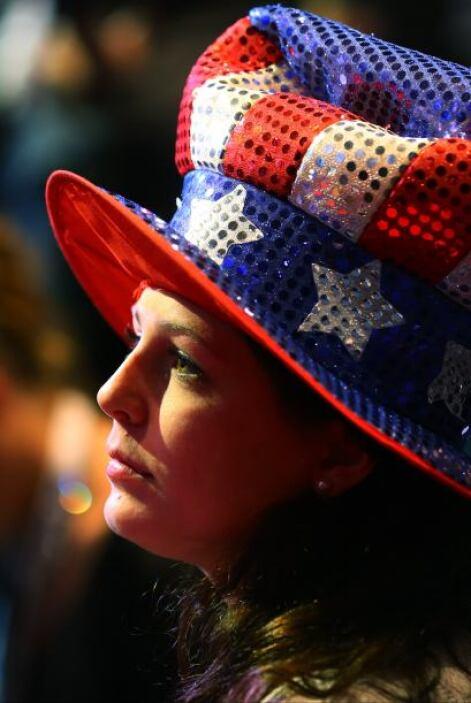 Las primeras horas del miércoles la campaña republicana en Boston no rec...