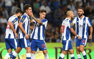Porto y Leicester son parte del grupo G de la Champions League.