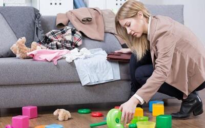 Las inseguridades de la maternidad