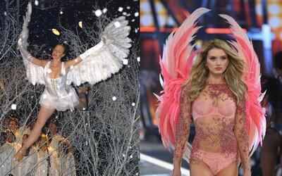 Desde 1995, el Fashion Show de Victoria Secret's se convirtió en...
