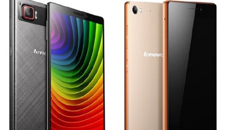 Los nuevos smartphones de Lenovo tambien se centran en poder tomar mejor...