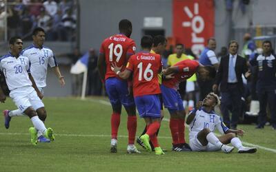Costa Rica se mantiene firme en zona de clasificación.