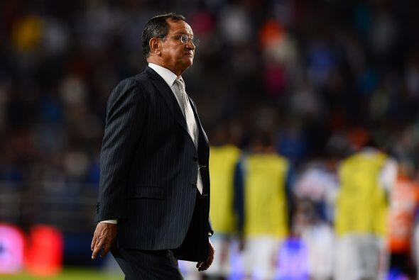 Enrique Meza es otro que ha tenido un comienzo de torneo incierto con el...