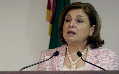 Arely Gómez, procuradora general de la República de M&eacu...