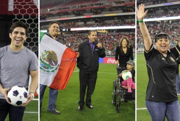 Univision Arizona seleccionó a cuatro ganadores para participar en el sh...