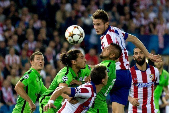 Por su parte el Atlético de Madrid consiguió sus primero tres puntos de...