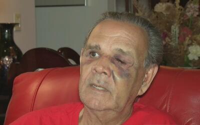 Arrestan al sospechoso de golpear a un adulto mayor para robarle su auto...
