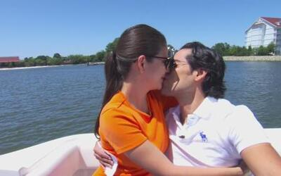 ¡Qué romántico! Ana Patricia y Luis adelantaron su Luna de Miel