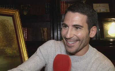 Miguel Ángel Silvestre tiene una afición muy especial y que aprendió des...