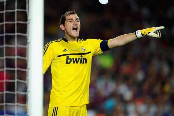 Iker Casillas es el mejor portero del Mundo. Consagrado con la selección...