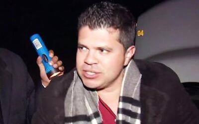 Golpearon y maltrataron a una de nuestras reporteras por culpa de Jorge...