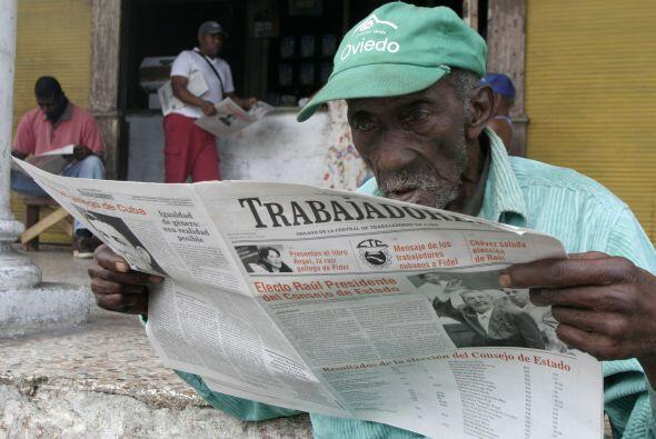Se estima que en 20 años, un 30% de los cubanos superará los 60 años.