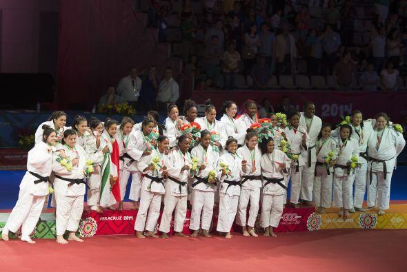 Cuba se acercó a México en el medallero de los JCC 2014. L...