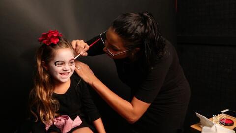 Maquillaje de Catrina: aprende a crear este look espectacular para el di...