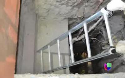 Sofisticado narco túnel en la frontera entre California y México