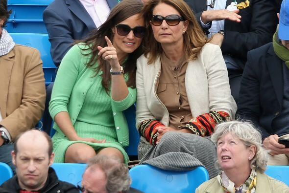 Carol Middleton es precisa en su 'outfit' de acuerdo a la ocasión...