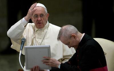 El papa Francisco, en una audiencia en el Vaticano en agosto de 2016.