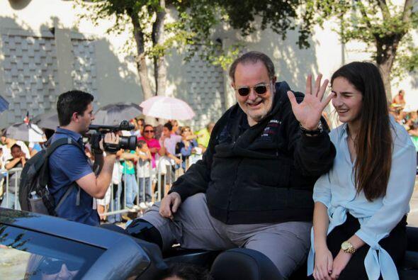 """Raul de Molina de """"El Gordo y La Flaca"""""""