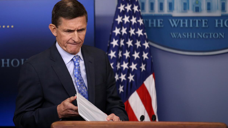 Michael Flynn, exasesor de seguridad de Trump