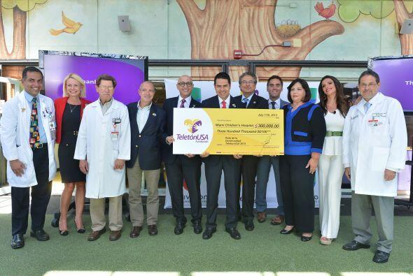 Estos fondos ayudarán a la investigación de programas para niños con dis...
