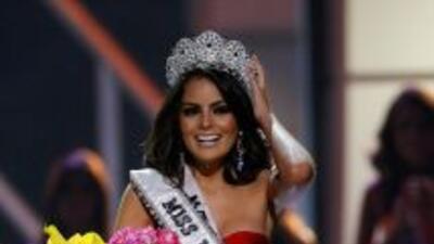 Jimena Navarrete: Miss Universo 2010