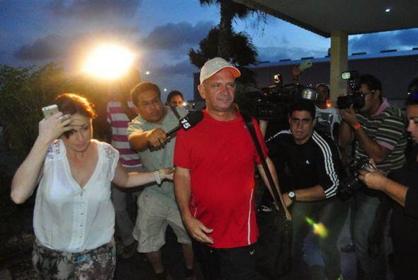 Carvajal fue excarcelado porque Holanda reconoció su inmunidad di...